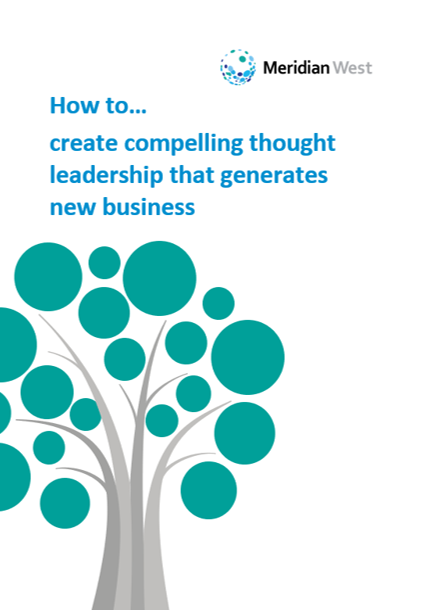 Thought leadership guide